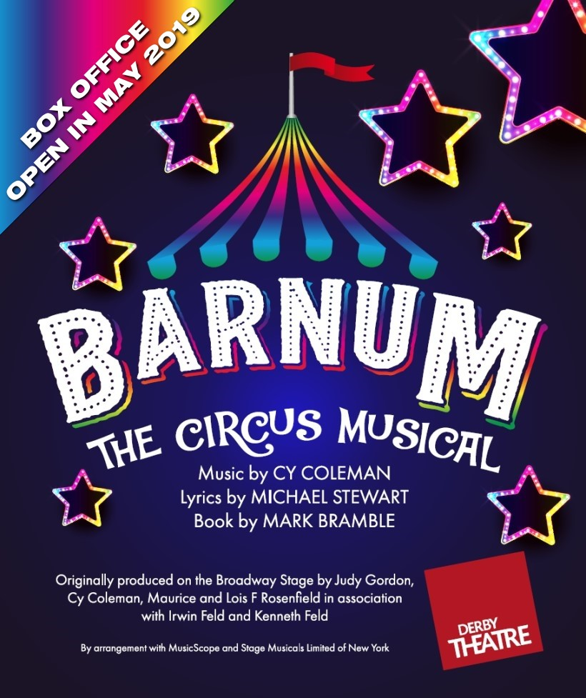 Our Next Production : Barnum : 2019